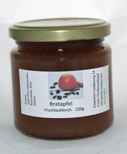 Bratapfel Fruchtaufstrich / Marmelade