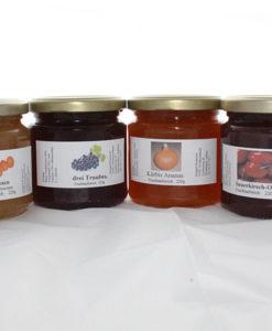 Marmeladen / Fruchtaufstriche