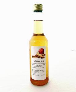 Apfel-Zimt Sirup