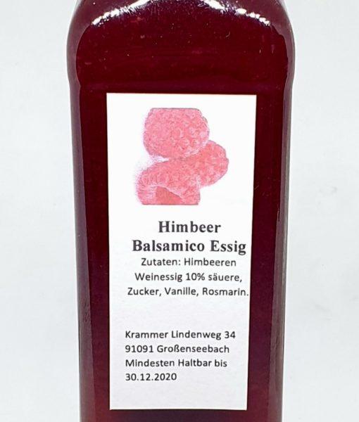 Himbeer Balsamico Essig