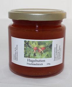 Hagebutten Marmelade - Fruchtaufstrich