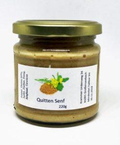 Quitten Senf