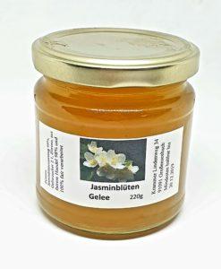 Jasminblüten Gelee