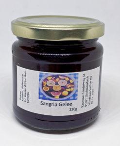 Sangria Gelee